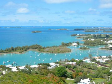 Lighthouse View - Gibbs Hill Lighthouse Bermuda