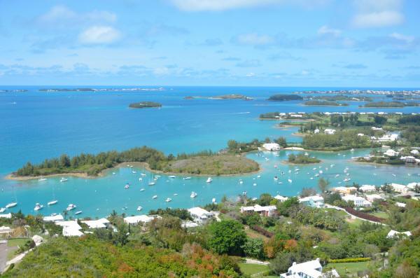 Lighthouse View - Gibbs Hill Lighthouse Bermuda