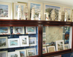 The Gibbs Hill Lighthouse Gift Shop - Large selection of Bermuda Prints and Maps