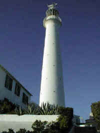 Facts & Information - Gibbs Hill Lighthouse Bermuda